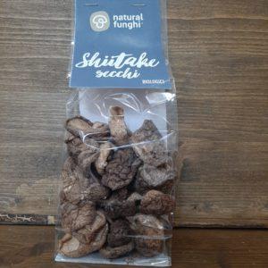 Funghi Shiitake secchi 40gr
